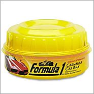 Formula 1 Car Paste Wax for shine & lasting protection