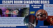 The Great Escape Singapore