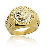 Stainless Steel Ring: Brief History of the Nemean Lion