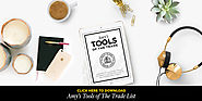 Tools of the Trade - Amy Porterfield | Online Marketing Expert