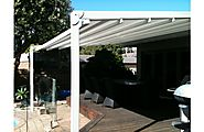 Outdoor Blinds and Awnings from Retractable Pergola Systems Victoria