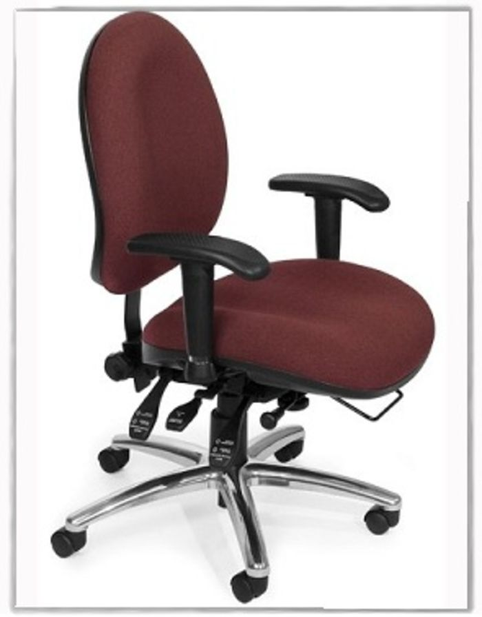 Strong Office Chairs For People A