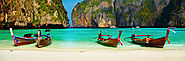 Subdue the Crystal Clear Water Around Phi Phi Island By Speed Boat