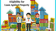 Loan Against Property Eligibility and Interest rates | Finbucket |