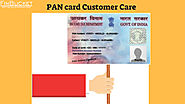 PAN card Customer Care Numbers E-mail Id| Finbucket |