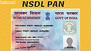 NSDL PAN How to apply for NSDL PAN in form 49AA| Finbuket |