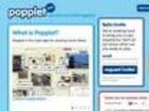 Popplet | Collect, curate and share your ideas, inspirations, and projects!