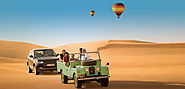 Book best dubai day trips packages