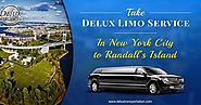 Take Delux Limo Service In New York City To Randall's Island
