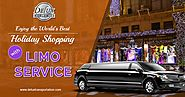 Enjoy the World's Best Holiday Shopping with Limo Service in NYC