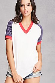 Camp Collection Graphic Tee $35 @ Forever 21