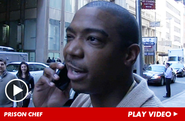 Ja Rule -- Prison Life Was Hot ... In the Kitchen, Anyway