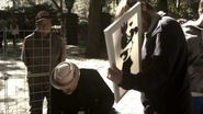Artists Set Up Fake Banksy Stand in Central Park, Sell Out in an Hour