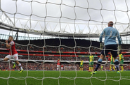 Baffling, Magical Six-Pass Arsenal Goal Is A Magical Gift From Heaven