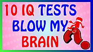 10 IQ Test Questions That Blow Your Brain Away