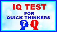 Best IQ Tests Questions - Abbreviations IQ Tests with Answers