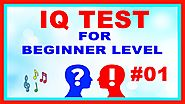 IQ Test Questions For Beginner Level Video M #01