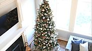 Christmas Tree Decorating Tutorial-Christmas tree how to