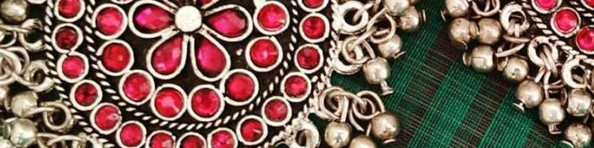 Headline for We Are Falling Head Over Heels in Love with Afghani Earring Collection