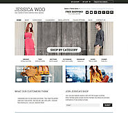 Jessica - Wordpress Ecommerce theme