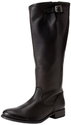 FRYE Women's Pippa Back Zip Tall Boot,Black,7.5 M US