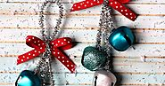 Jingle Bells Christmas Ornaments