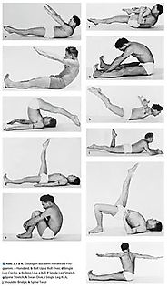 You will never get bored! There are over 500 exercises to do in Pilates. The possibilities are endless!