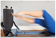 Jumping on the reformer is pure joy! Jumping without the restraints of gravity it fantastic cardio and strengthening ...