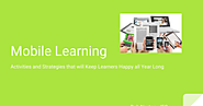 Designing Mobile Learning Experiences with Purpose - Lake Geneva