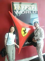 Get the Amazing Experience of Ferrari World by Choosing the Best Private Transfer Service - Blog