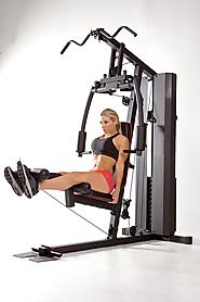Marcy MKM-81010 Stack Home Gym, 200 lb.