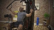 Marcy Eclipse HG7000 Home Multi Gym with Leg Press