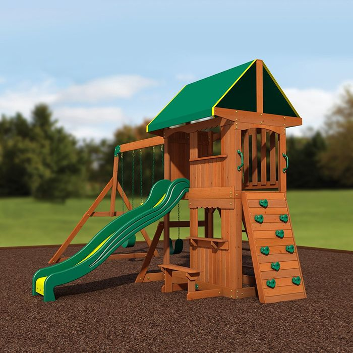 10+ Must-Have Outdoor Swing Sets For Kids | A Listly List