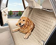 Top 10 Best Dog  Back Seat Covers for SUVs, Trucks and Cars Reviews 2017 on Flipboard