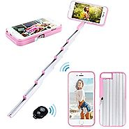 Top 10 Best 2-in-1 Selfie Stick Phone Case for IPhone Reviews 2017 on Flipboard
