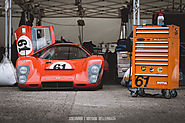 Rendezvous With The McLaren M6GT