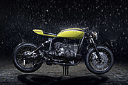 Exquisite German – Gorgeous Diamond Atelier BMW R100 Cafe Racer