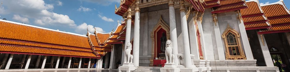 Headline for Top 5 Historical Places in Bangkok – Explore the City's Rich History