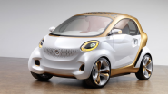 Smart Forvision concept revealed - BBC Top Gear