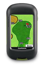 Garmin Approach G3 Handheld Waterproof Touchscreen Golf Course GPS Review