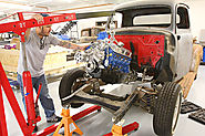 Installing An All-Ford Drivetrain in a Classic Truck - Hot Rod Network