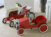 Small Space Living: Where to Store Ride-On Toys?