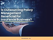 Is Outsourcing Policy Management Beneficial for Insurance Business?