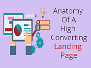 Anatomy of a High Converting Landing Page [Infographic]