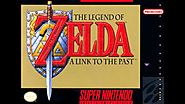 The Legend of Zelda A Link To The Past (Super Nintendo NES Classic)