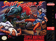 Street Fighter 2 (Super Nintendo NES Classic)