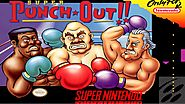 Super Punch Out (Super Nintendo NES Classic)
