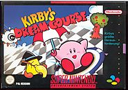 Kirby's Dream Course (Super Nintendo NES Classic)