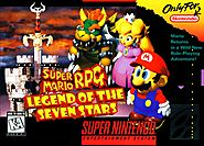 Super Mario RPG Legend of the Seven Stars (Super Nintendo NES Classic)