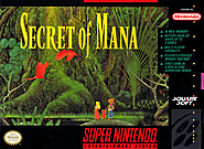 Secret of Mana (Super Nintendo NES Classic)